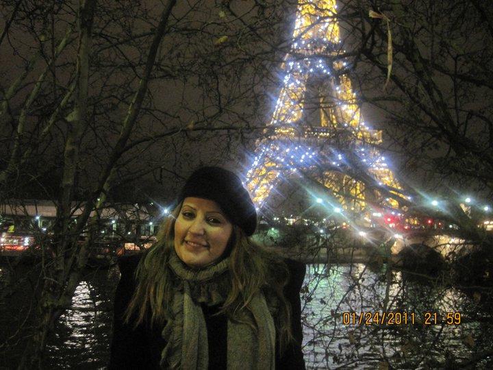 Neslihan Hoşcan - Paris